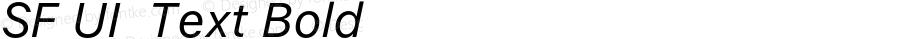 SF UI  Text Bold 11.0d45e1--BETA
