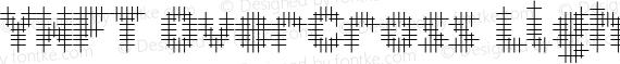 YWFT OverCross Light Regular preview image
