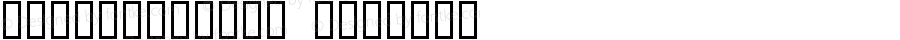 __pmkenten__ Regular Altsys Fontographer 4.0 94.11.8