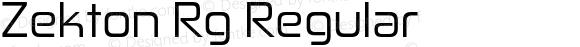 Zekton Rg Regular Version 5.000