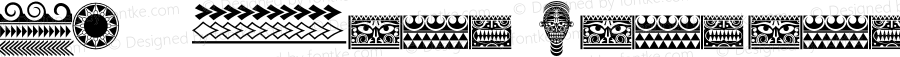 MaoriNewZeelandGraphics ☞ Version 1.000;com.myfonts.easy.otto-maurer.maori-new-zeeland.graphics.wfkit2.version.4qkC