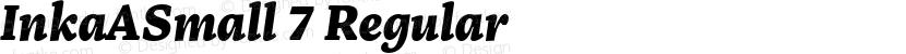 InkaASmall 7 Regular Preview Image