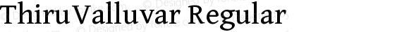 ThiruValluvar Regular