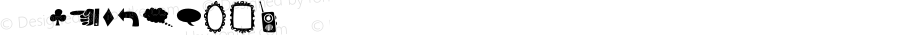 Doinkbats ☞ Version 001.000;com.myfonts.easy.sideshow.doinkbats.bats.wfkit2.version.33Qc