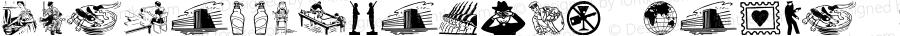 GoldenTimesW90-Regular Regular Version 1.00
