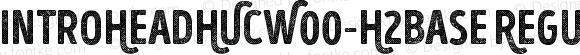 IntroHeadHUCW00-H2Base Regular Version 1.00