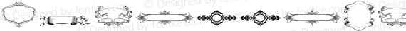 IntellectaRibbonsW95-Rg Regular preview image