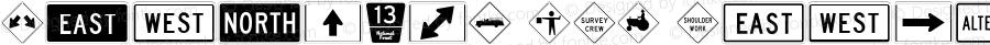HighwayC USA Regular Version 4.10