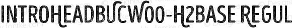IntroHeadBUCW00-H2Base Regular Version 1.00