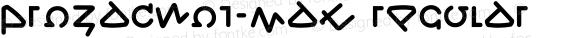 ProzacW01-Max Regular Version 1.00