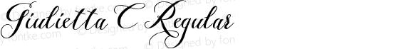 Giulietta C Regular preview image