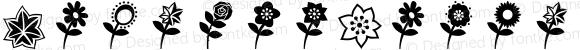AltemusFlowers Regular Version 4.10