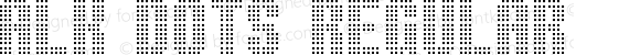 ALK Dots Regular