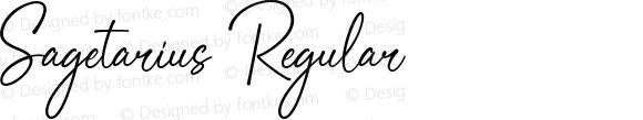 Sagetarius Regular