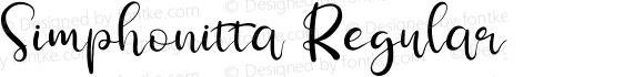 Simphonitta Regular