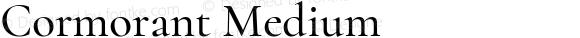 Cormorant Medium