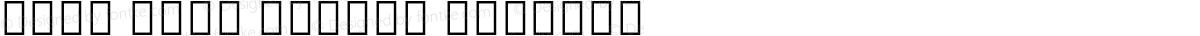 Noto Sans Hebrew Regular