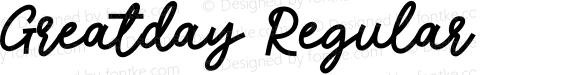 Greatday Regular