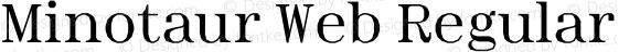Minotaur Web