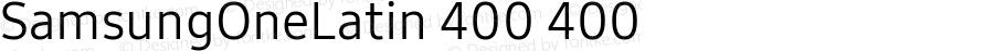 SamsungOneLatin 400 400 1.000