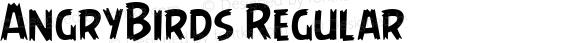 AngryBirds Regular Version 001.001