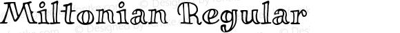 Miltonian Regular