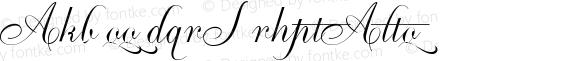 AmbassadorScriptAlts ☞ 1.0 June 2007;com.myfonts.easy.canadatype.ambassador-script.alts.wfkit2.version.3FrC