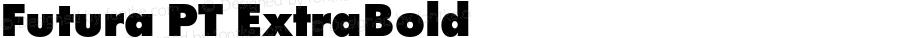 FuturaPT-ExtraBold
