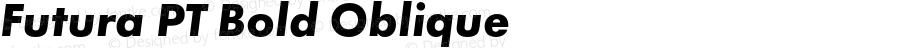 FuturaPT-BoldOblique