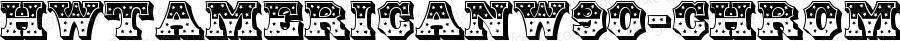 HWTAmericanW90-Chromatic Regular Version 1.00