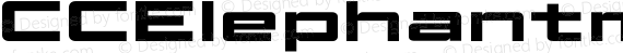 CCElephantmenGreatestW-Bd Regular preview image