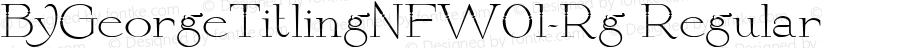 ByGeorgeTitlingNFW01-Rg Regular Version 1.40