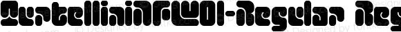 TurtelliniNFW01-Regular Regular Version 1.10
