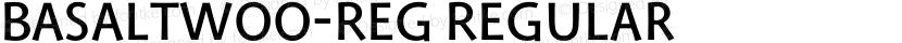 BasaltW00-Reg Regular Preview Image