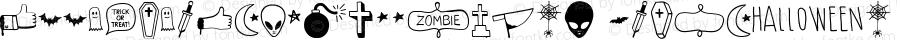 CMMimbieW95-SpookyOrn Regular Version 1.00