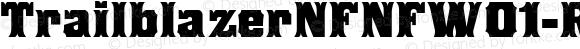 TrailblazerNFNFW01-Regular Regular Version 1.10