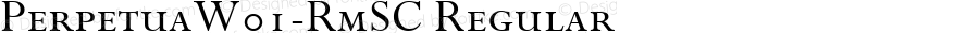 PerpetuaW01-RmSC Regular Version 1.00