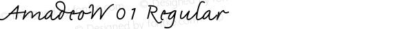 AmadeoW01 Regular Version 1.1