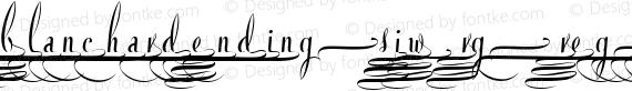 BlanchardEndingsIW90-Rg Regular preview image