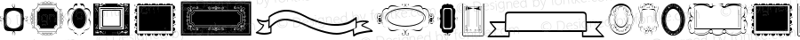 AMOURFramesW95-Regular Regular Version 1.00