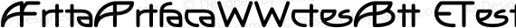 CruzGraficaW90-WideAlt Regular preview image