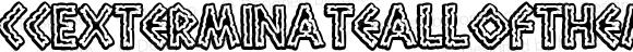 CCExterminateAllOfThemW00 Regular Version 1.10