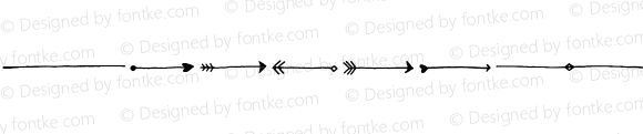AmorieExtrasW95-Lines Regular Version 1.00