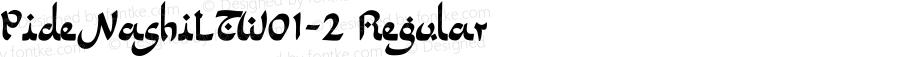 PideNashiLTW01-2 Regular Version 1.01