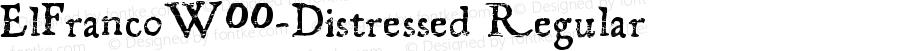 ElFrancoW00-Distressed Regular Version 1.00
