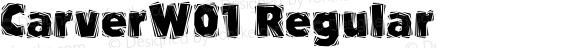 CarverW01 Regular Version 1.02