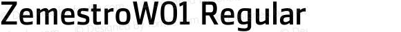 ZemestroW01 Regular Version 1.01
