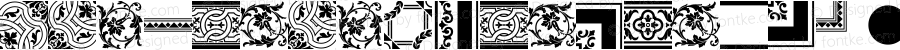 HistorismBorder2DW95-Four Regular Version 1.00