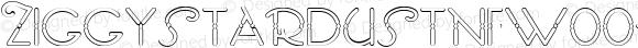 ZiggyStardustNFW00-Regular Regular Version 1.10