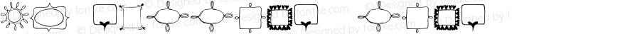 JustFramesW95-Regular Regular Version 1.00